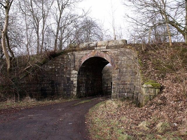 Railway Bridge at Townhead Farm