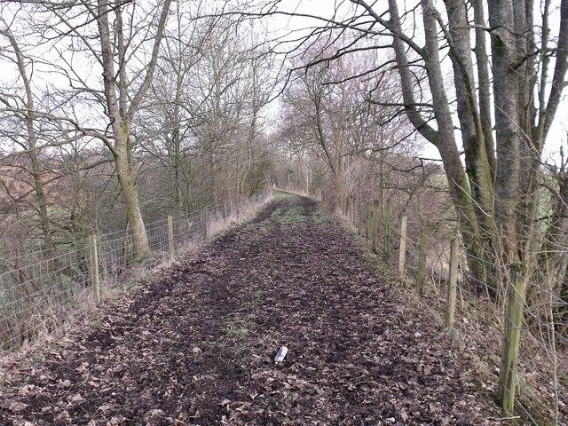 Kilsyth to Bonnybridge Railway line