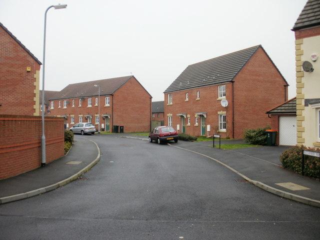Buccaneer Close, Duffryn, Newport