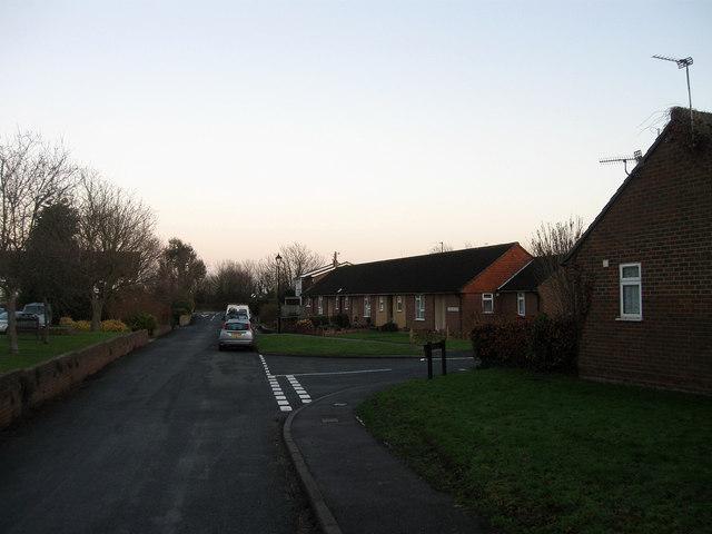 Church Lane, Pevensey