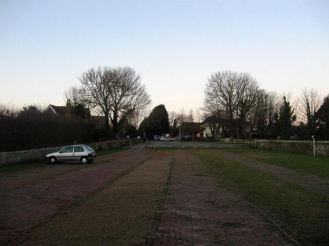 Cattle Market Car Park, Pevensey
