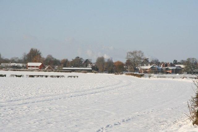 Boathouse and Farm
