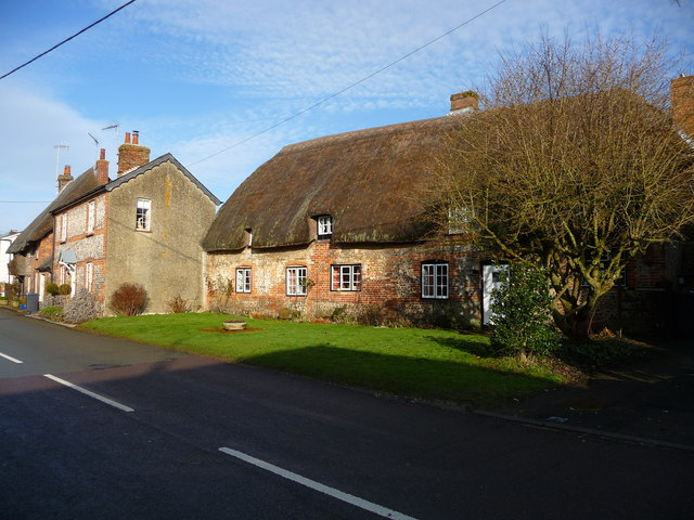 Hurstbourne Tarrant - Cottages