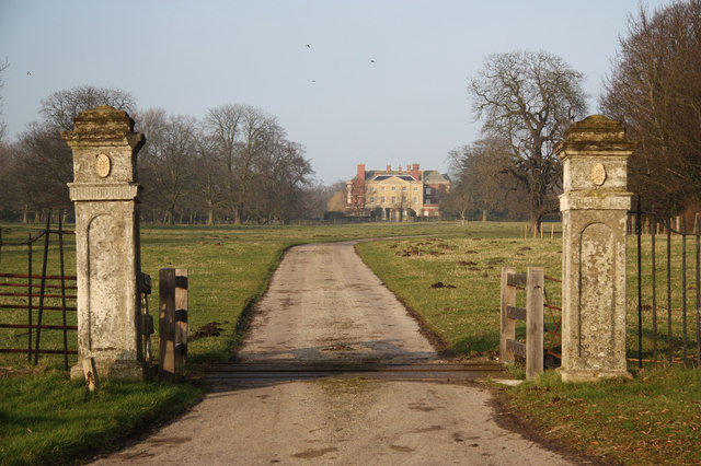 Gate Burton Hall
