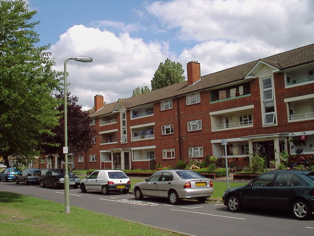 Pegasus Avenue North Town Aldershot