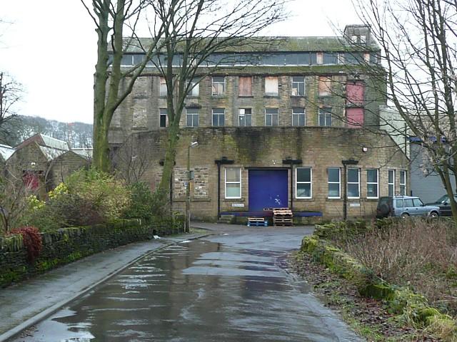 Victoria Mills, Miry Lane, Shepley
