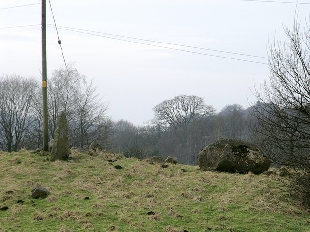 Boulders and Standing Stones