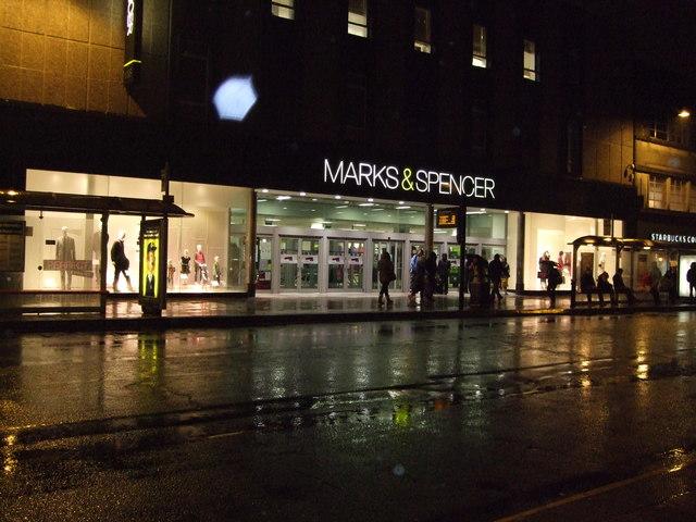 Marks & Spencers, Brighton