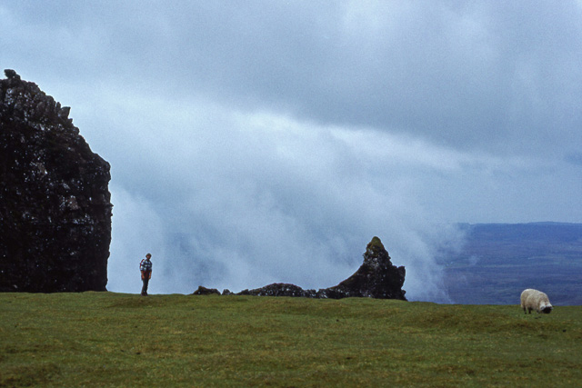 Quiraing - on the Table