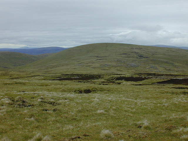 View towards Tom Buidhe