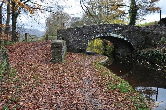 Brecon canal