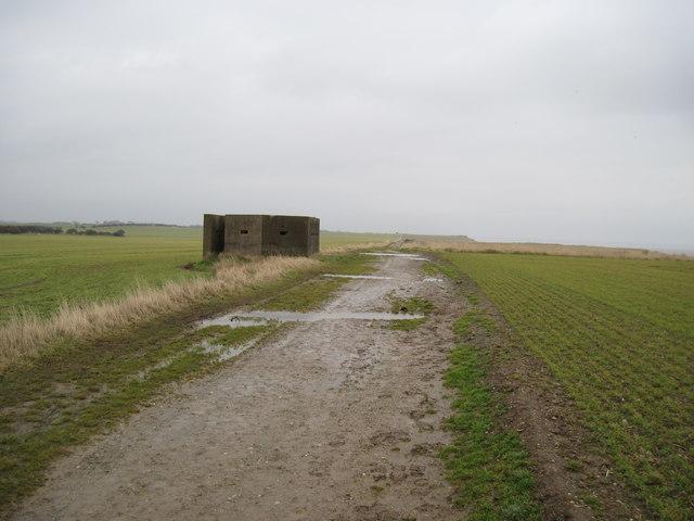Atwick.  World  War  Relic