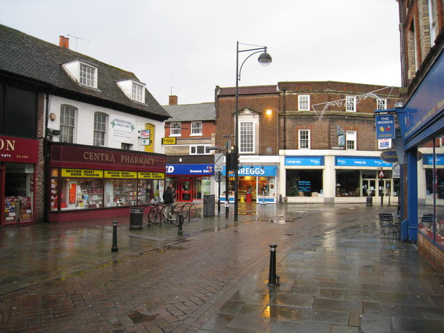 Grey day in Church Street