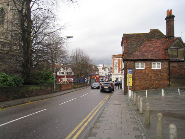 Castle Street - High Wycombe
