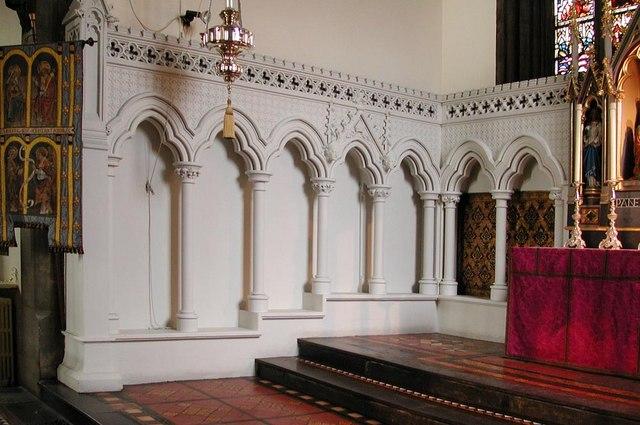 St Saviour, St George's Square, London SW1 - Sanctuary
