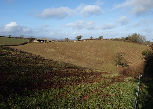 Combe on Brownscombe Hill