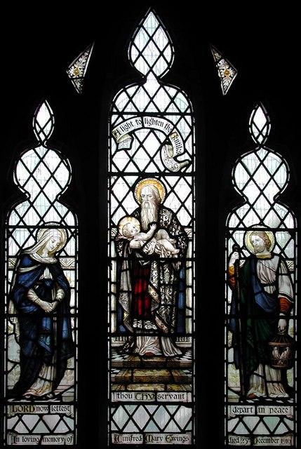 St Augustine, Archway Road, Highgate, London N6 - Window