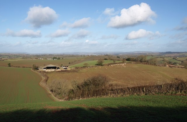 View on Brownscombe Hill