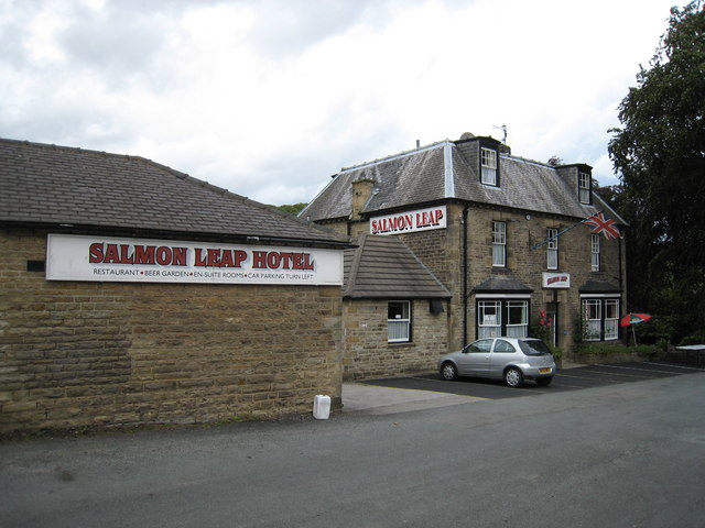 Salmon Leap Hotel