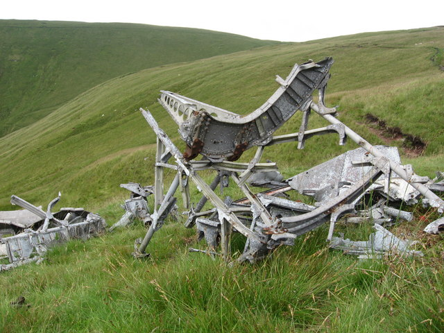 Debris from Wellington R1465