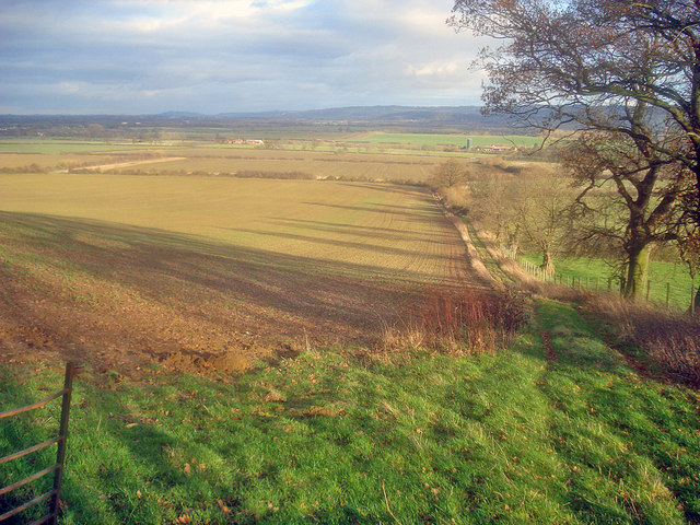 Arable land near Dyers Hill
