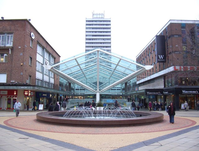 Coventry Shopping Precinct