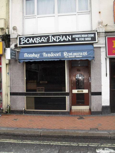 Bombay Indian in Station Road