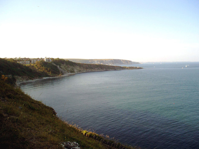 View from Durlston Head