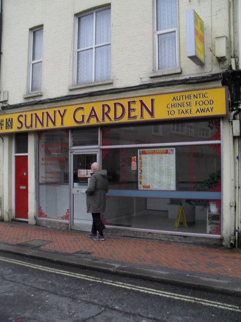 Sunny Garden in Station Road