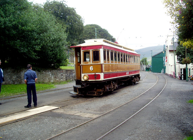 Laxey station