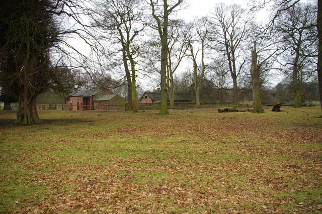 Tatton old Hall site
