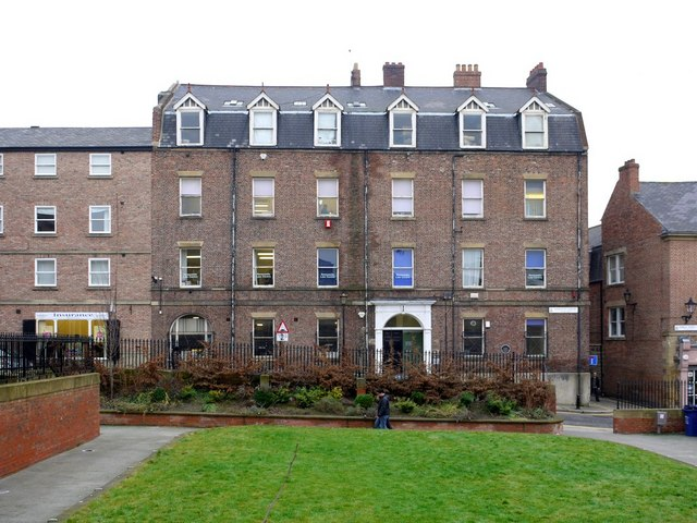 Charlotte Square, north-east side