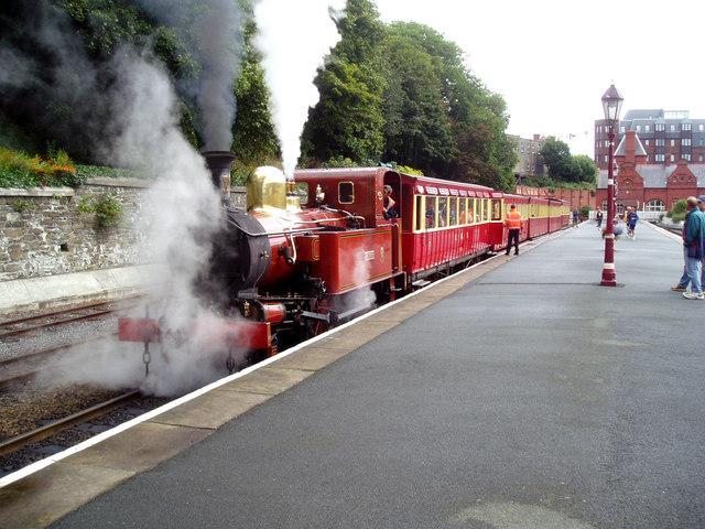 Isle of Man Railway, Douglas