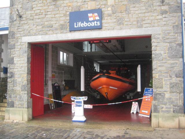 Lifeboat station, Lyme Regis