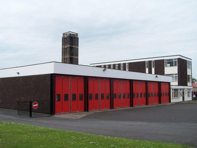 Fire Station, Knollbeck Lane, Brampton Bierlow, near Barnsley - 1