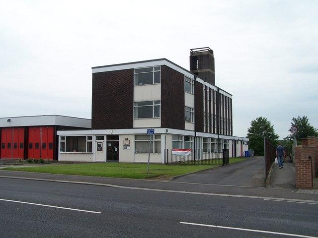 Fire Station, Knollbeck Lane, Brampton Bierlow, near Barnsley - 2