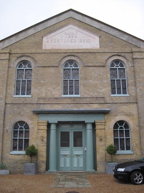 Old Chapel Holt