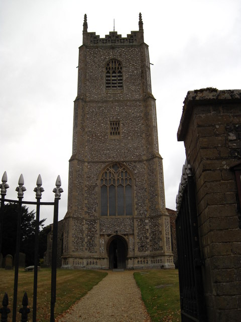 Holy Innocents Foulsham