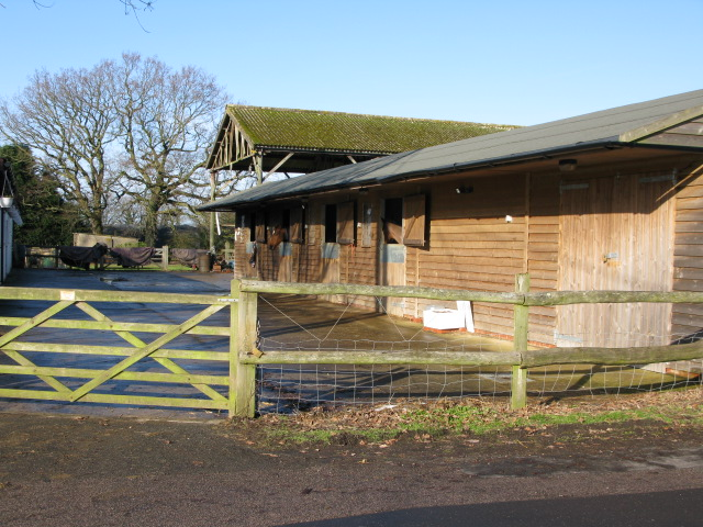 Stables at Chequertree