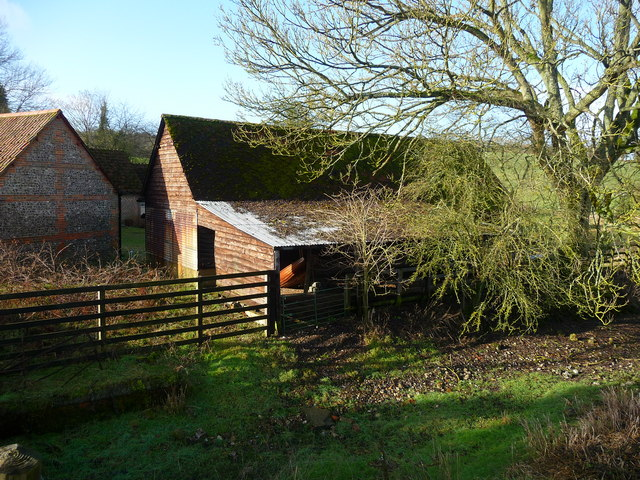 Hurstbourne Tarrant - Farm Buildings