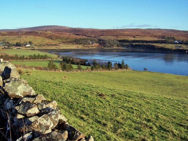 Head of Loch Caroy