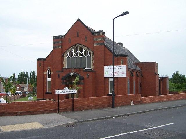 Cortonwood Comeback Community Centre, Chapel Lane, Brampton