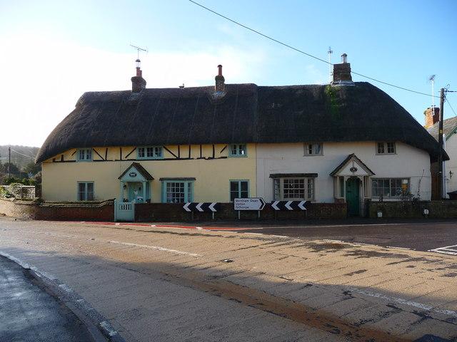 Hurstbourne Tarrant - Cottages