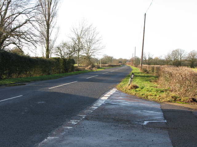 View W along Frith Road