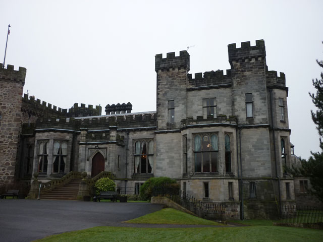 Ashton Hall, north wing