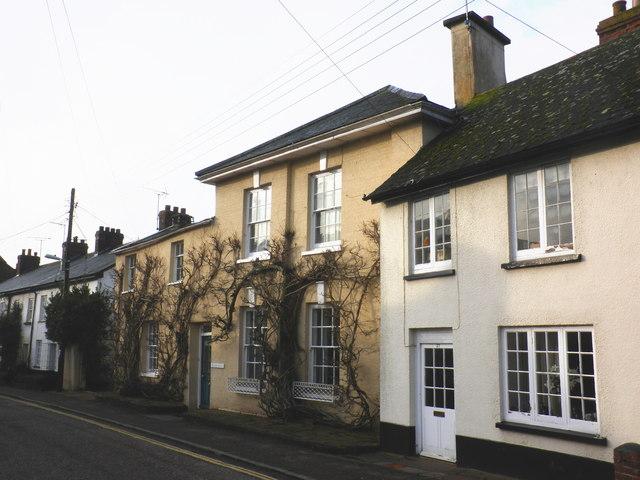 Wisteria House, Fore Street, Silverton