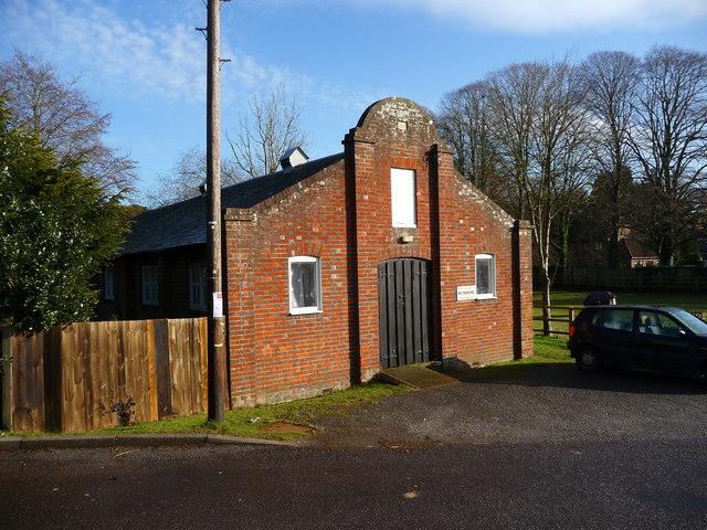 Hurstbourne Tarrant - Church Hall