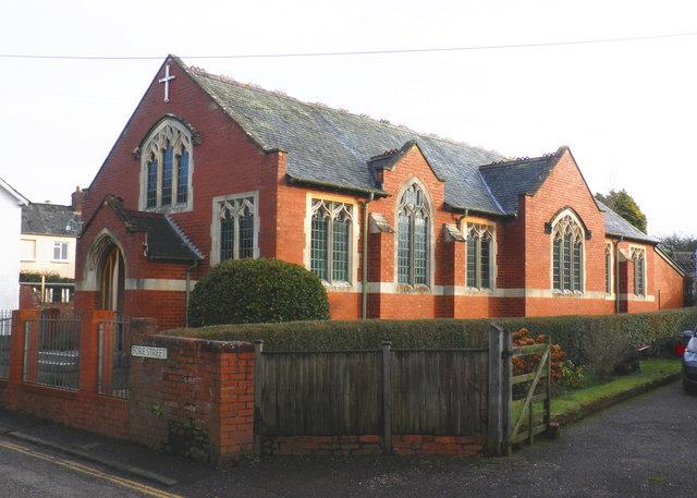 Methodist Church, Silverton