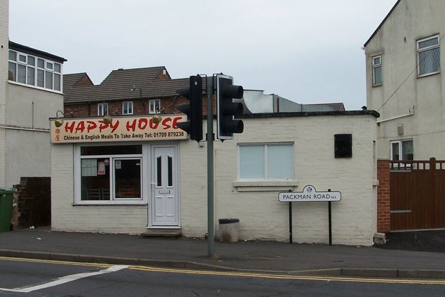 Happy House Take-Away, West Melton, near Rotherham