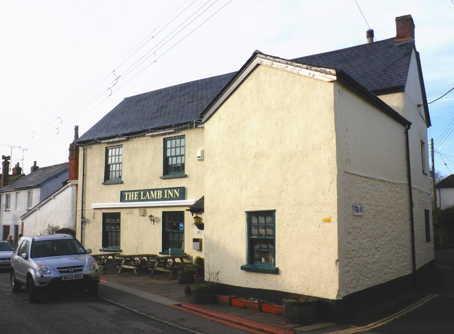 The Lamb Inn, Silverton